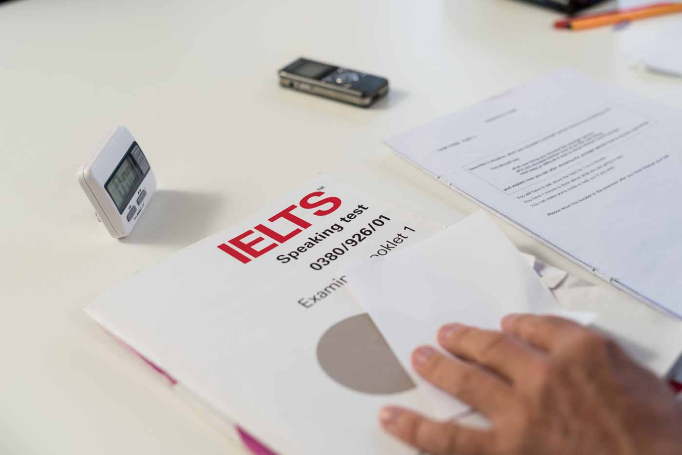 Reasons to take the IELTS test