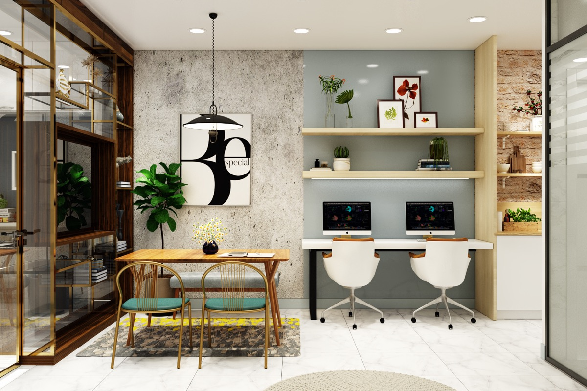 Ideas for office interiors